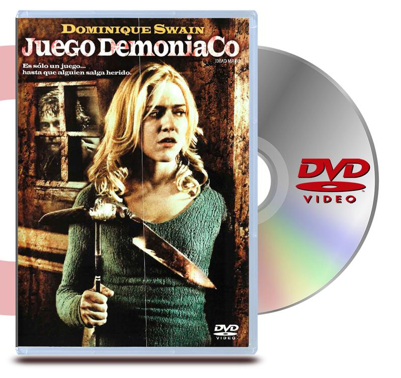 DVD Juego Demoniaco