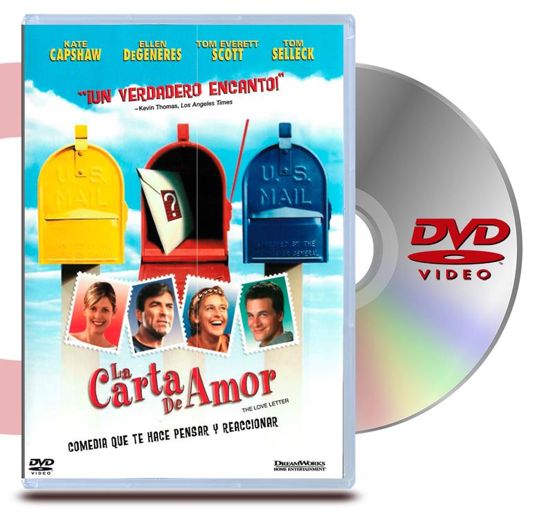 DVD La Carta de Amor