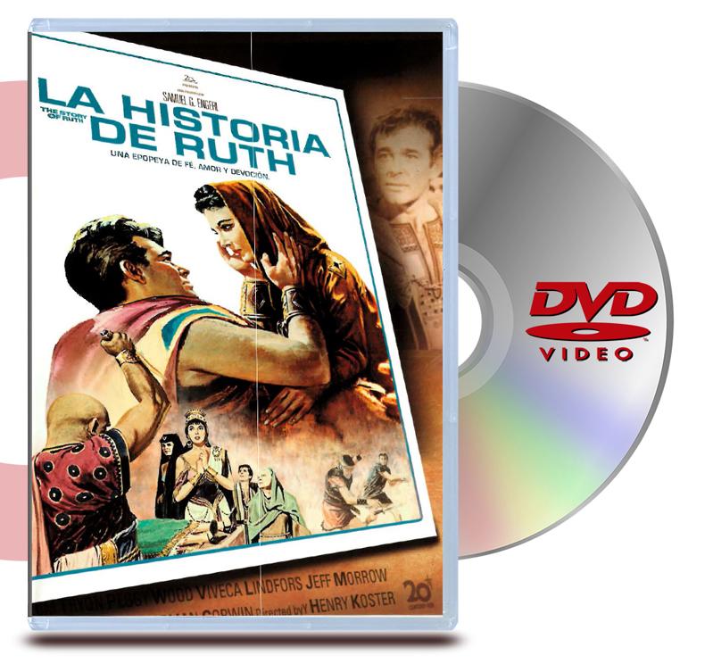 DVD La Historia de Ruth