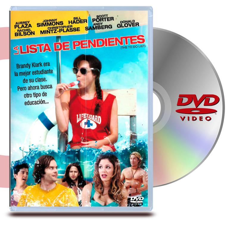 DVD La Lista de Pendientes
