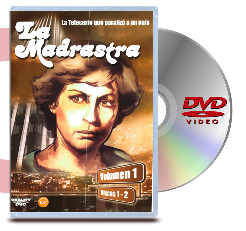 DVD La Madrastra Vol 1