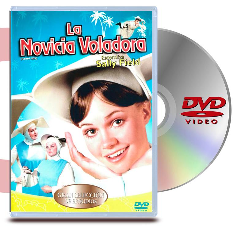 DVD La Novicia Voladora (Promo)