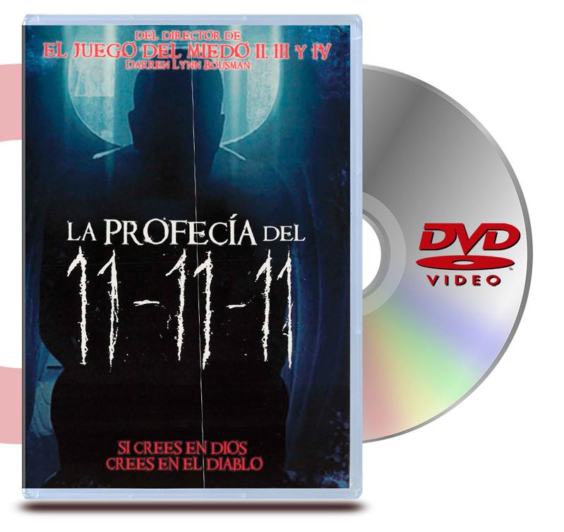 DVD La Profecia del 11-11-11