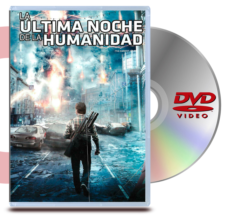 DVD La Ultima Noche de La Humanidad
