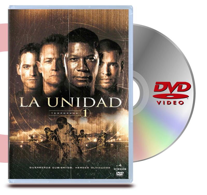 DVD La Unidad Temporada 1
