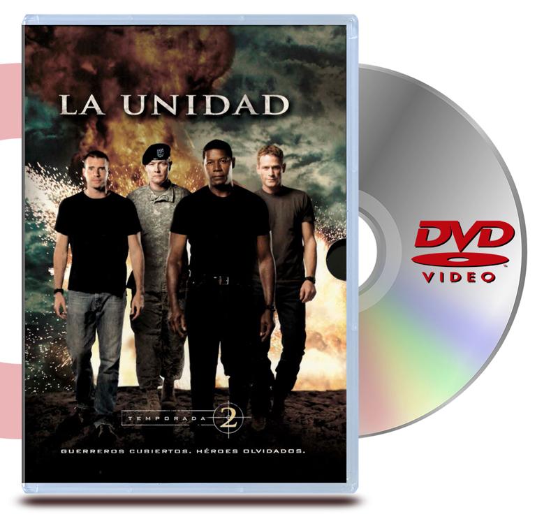 DVD La Unidad Temporada 2