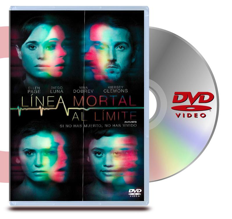 DVD Linea Mortal: Al Limite (Remake)