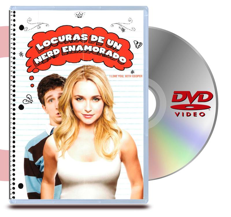 DVD Locuras De Un Nerd Enamorado