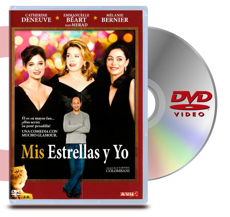 DVD Mis Estrellas y Yo