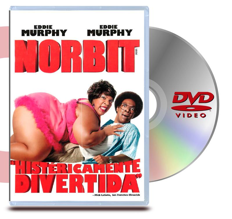 DVD Norbit