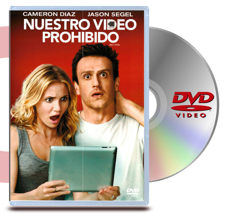 DVD Nuestro Video Prohibido