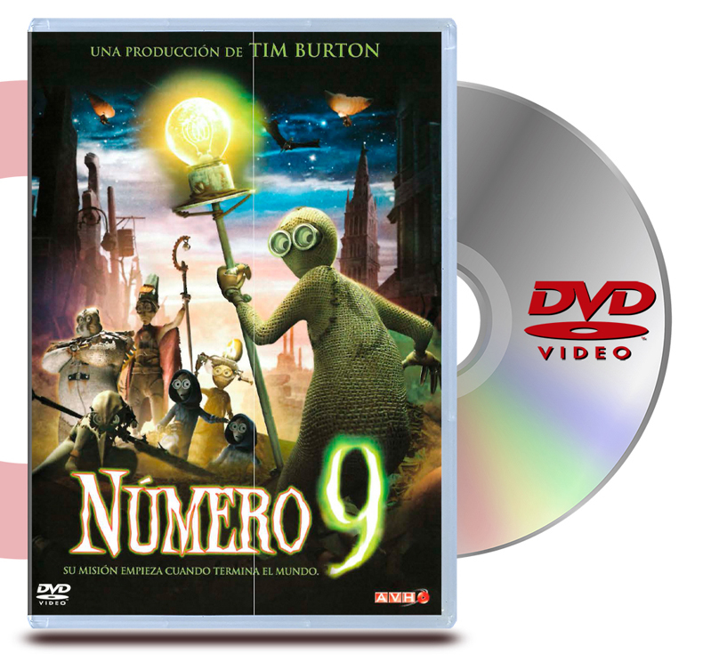 DVD Numero 9