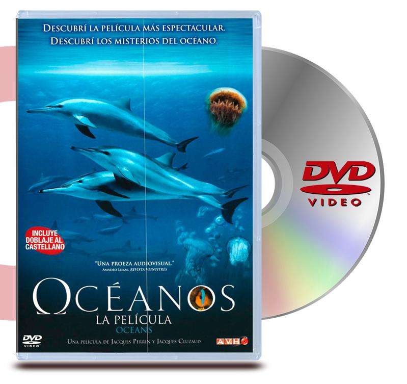 DVD Oceanos