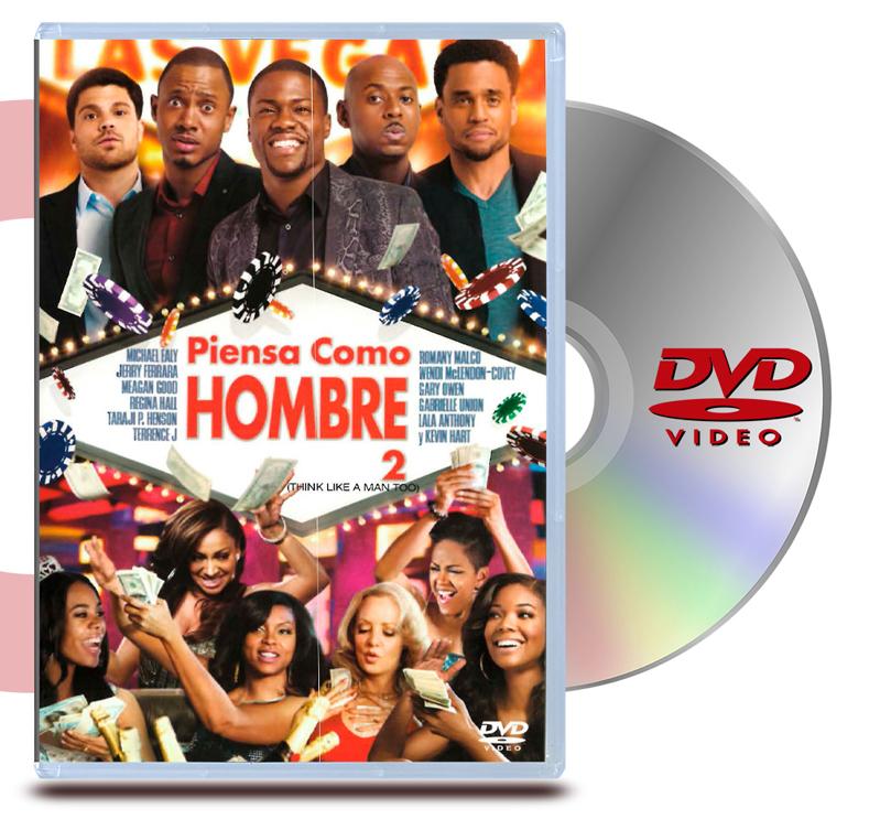 DVD Piensa Como Hombre 2