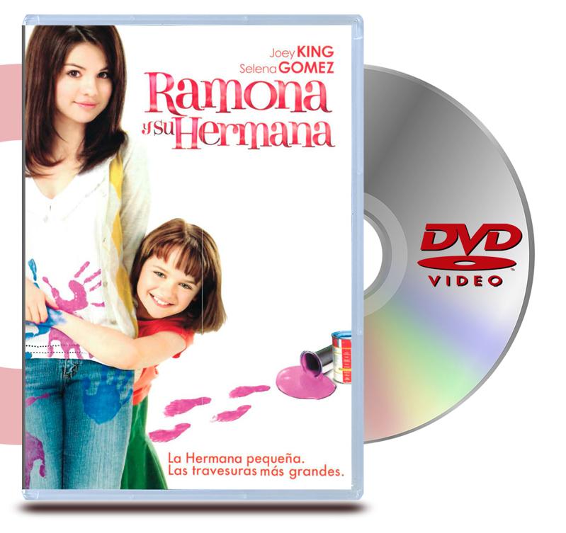 DVD Ramona Y Su Hermana