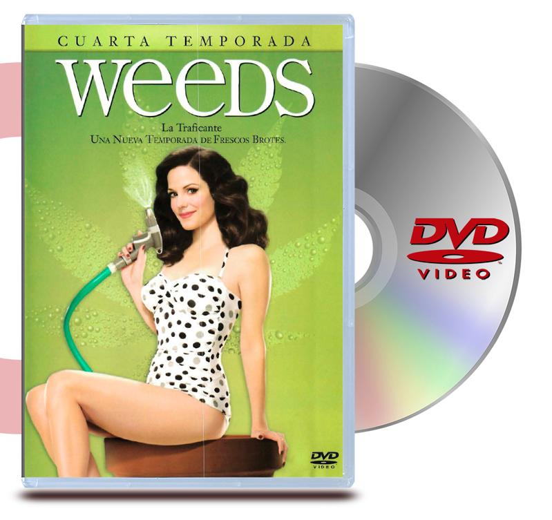 DVD Weed La Traficante: Temporada 4