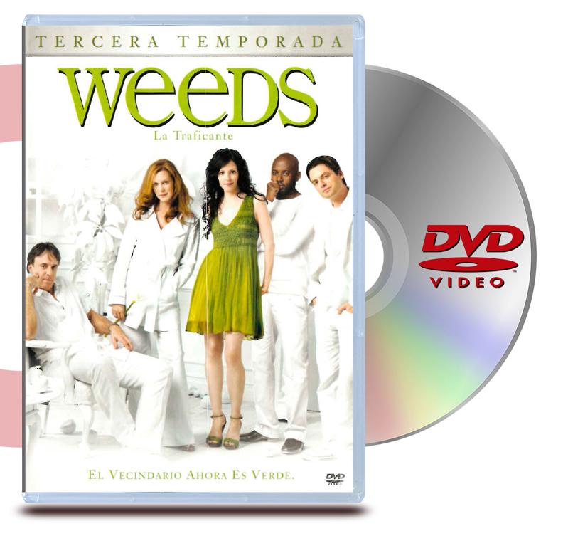 DVD Weed La Traficante: Temporada 3