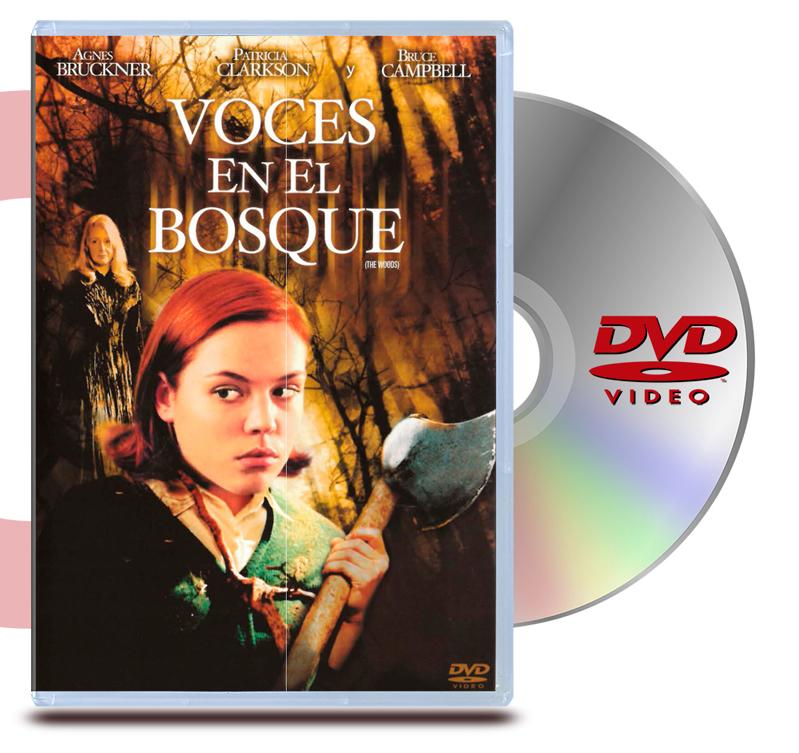 DVD Voces en el Bosque