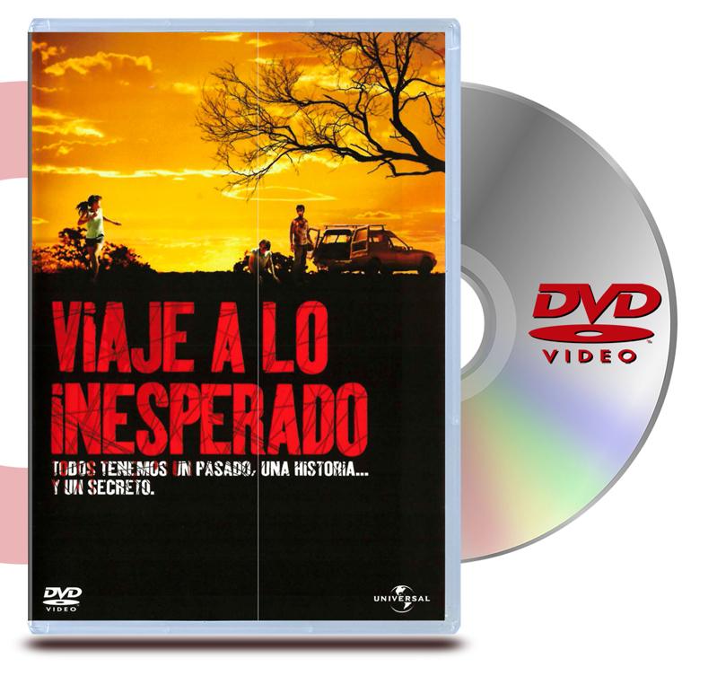 DVD Viaje A Lo Inesperado