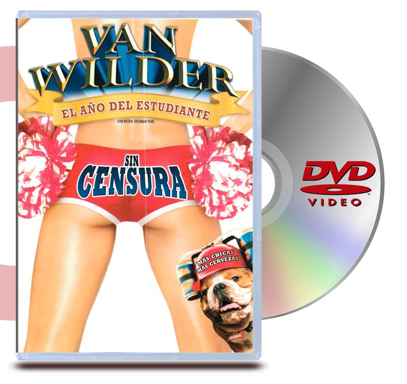 DVD Van Wilder 3: El Año Del Estudiante