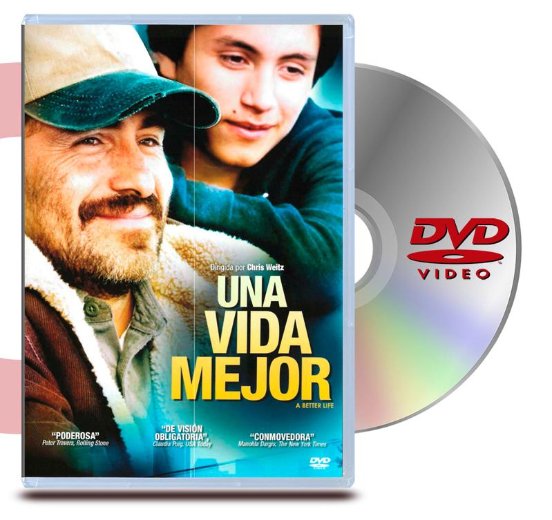 DVD Una Vida Mejor