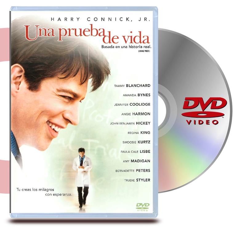 DVD Una Prueba De Vida