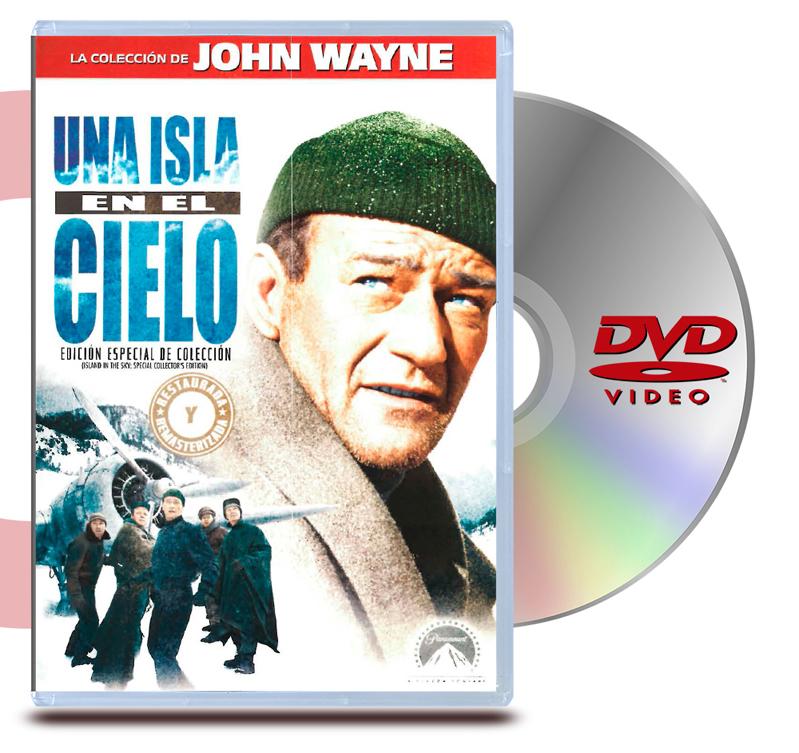 DVD Una Isla En El Cielo