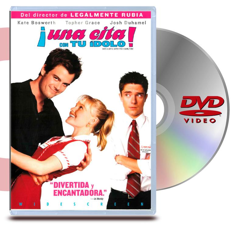 DVD Una Cita Con Tu Idolo