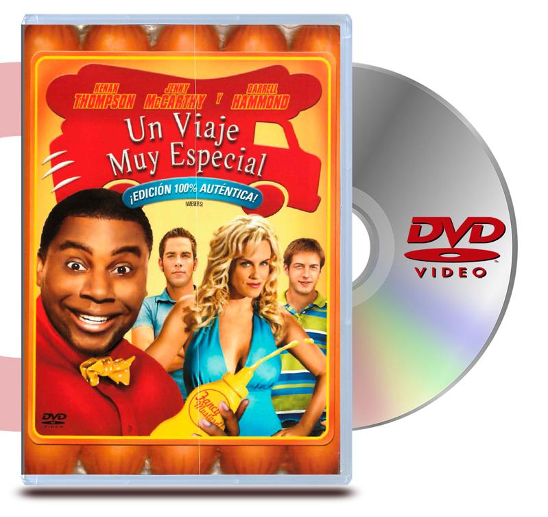 DVD Un Viaje Muy Especial