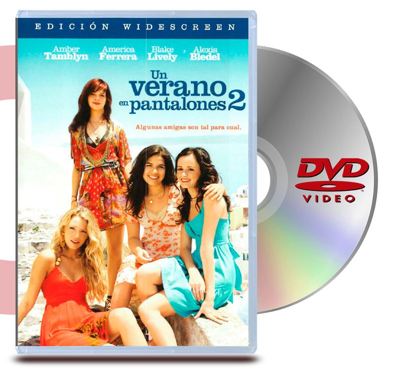 DVD Un Verano En Pantalones 2
