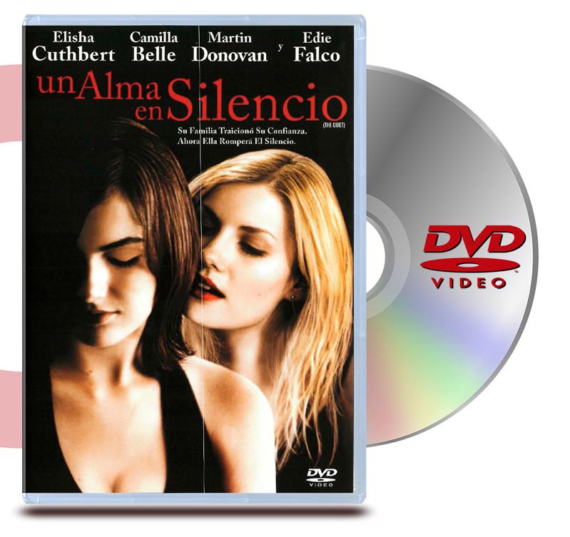 DVD Un Alma En Silencio