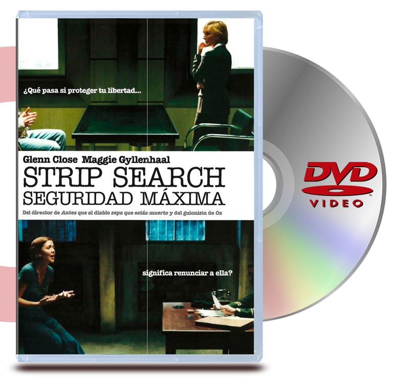 DVD Strip Search: Maxima Seguridad
