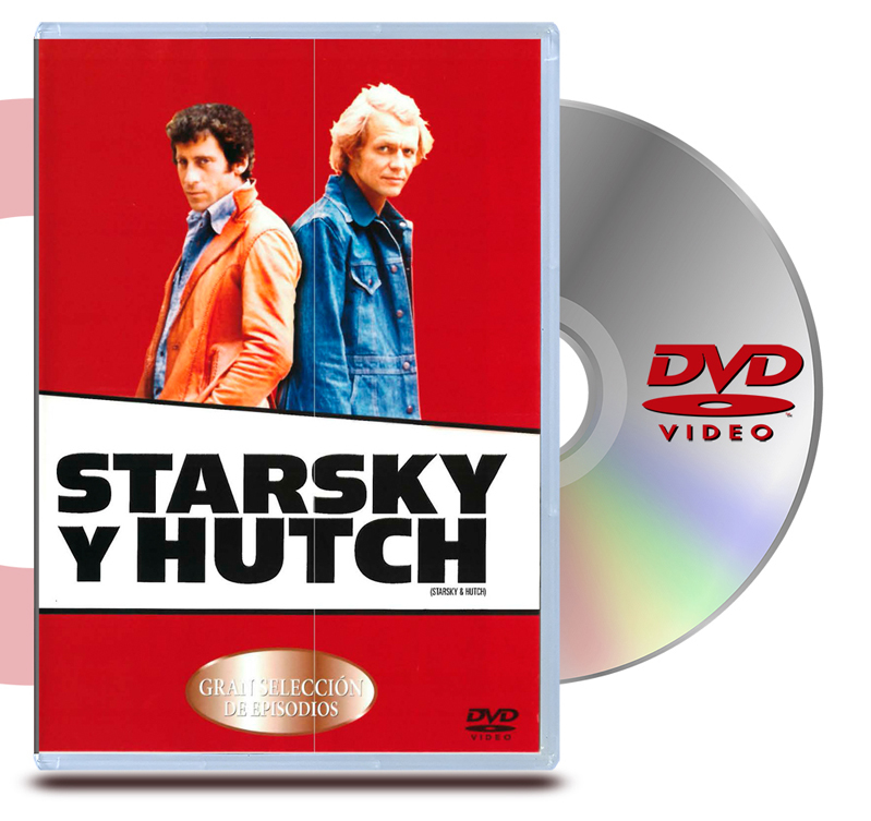 DVD Starky & Hutch Mejores Capitulos