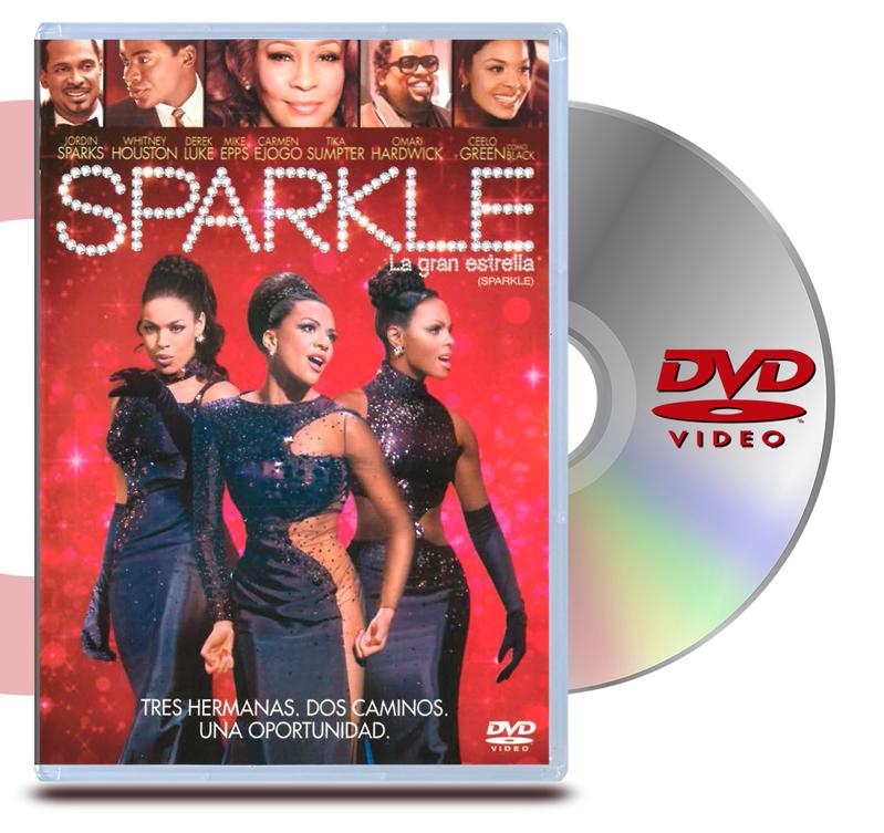 DVD Sparkle: La Gran Estrella