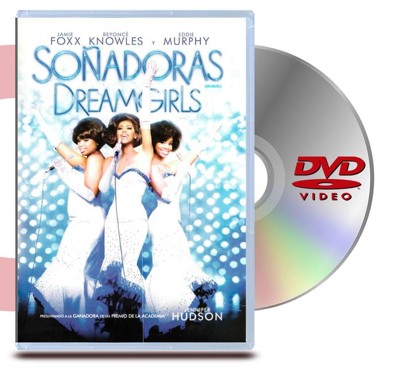 DVD Soñadoras Dream Girls