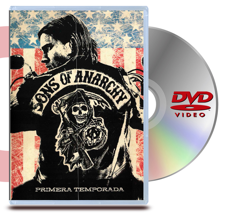 DVD Sons Of Anarchy - Temporada 1