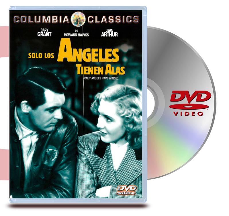 DVD Solo Los Angeles Tienen Alas
