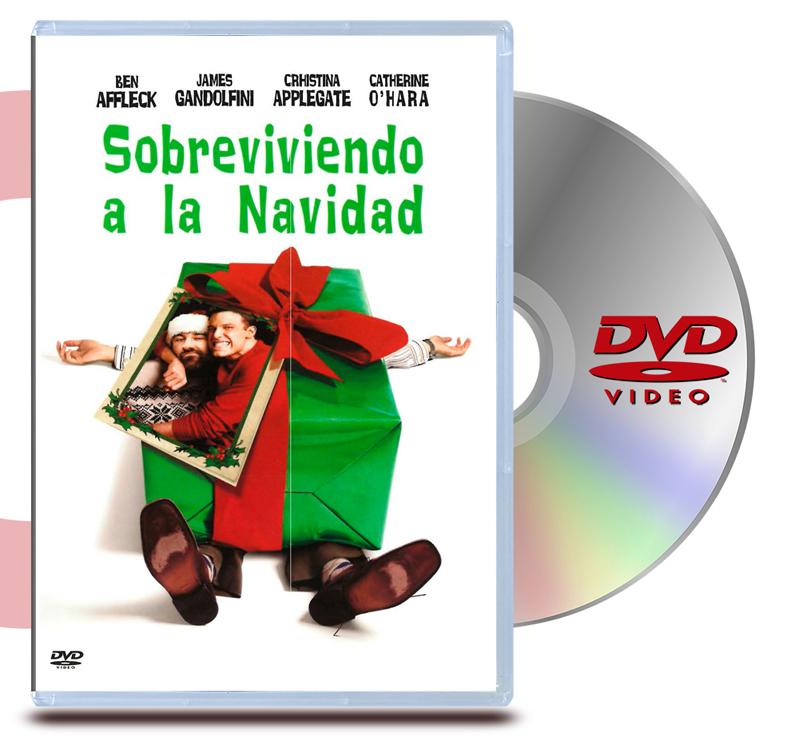 DVD Sobreviendo A La Navidad