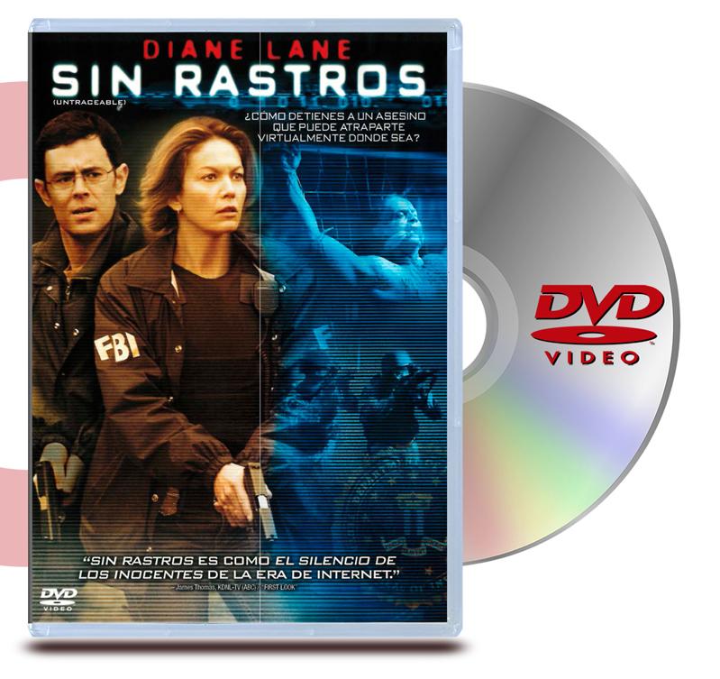 DVD Sin Rastros