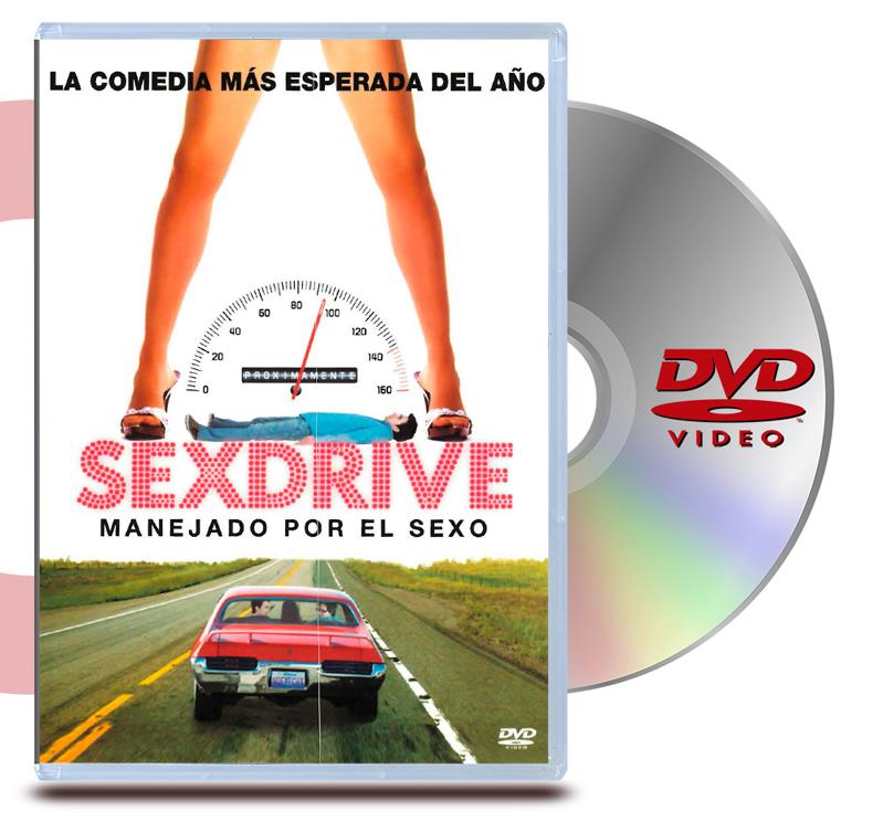 DVD Sex Drive: Manejando Por El Deseo