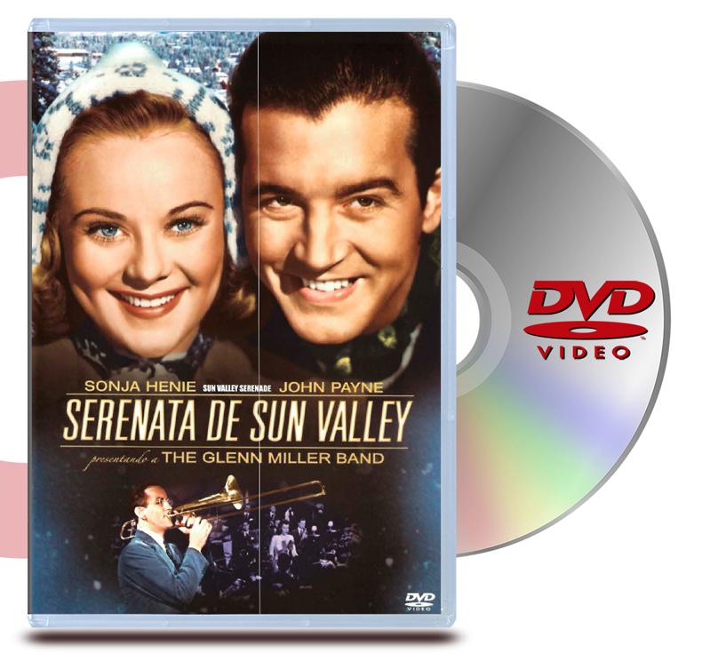 DVD Serenata De Sun Valley