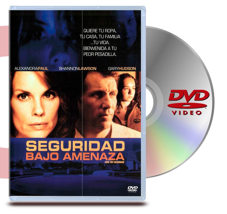 DVD Seguridad Bajo Amenaza