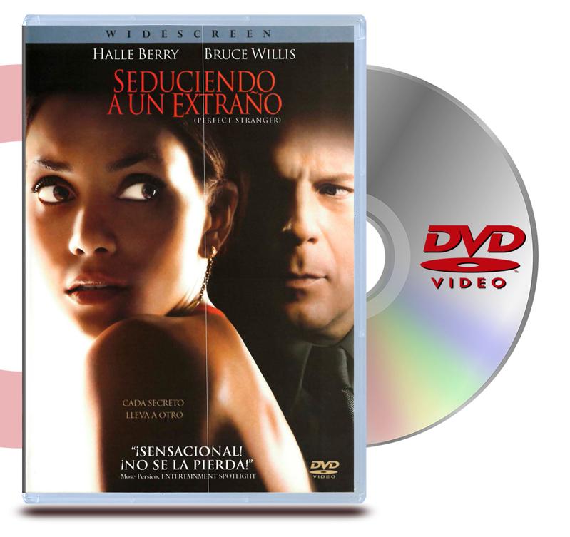 DVD Seduciendo A Un Extraño