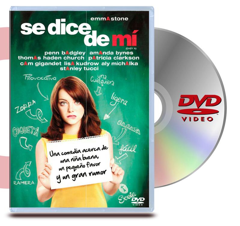 DVD Se Dice De Mi