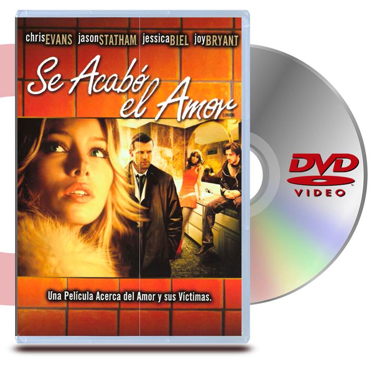 DVD Se acabo el amor