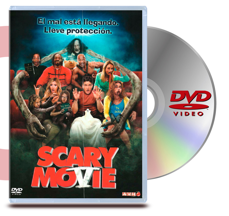 DVD Scary Movie 5