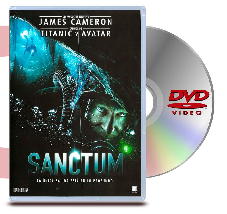 DVD Sanctum