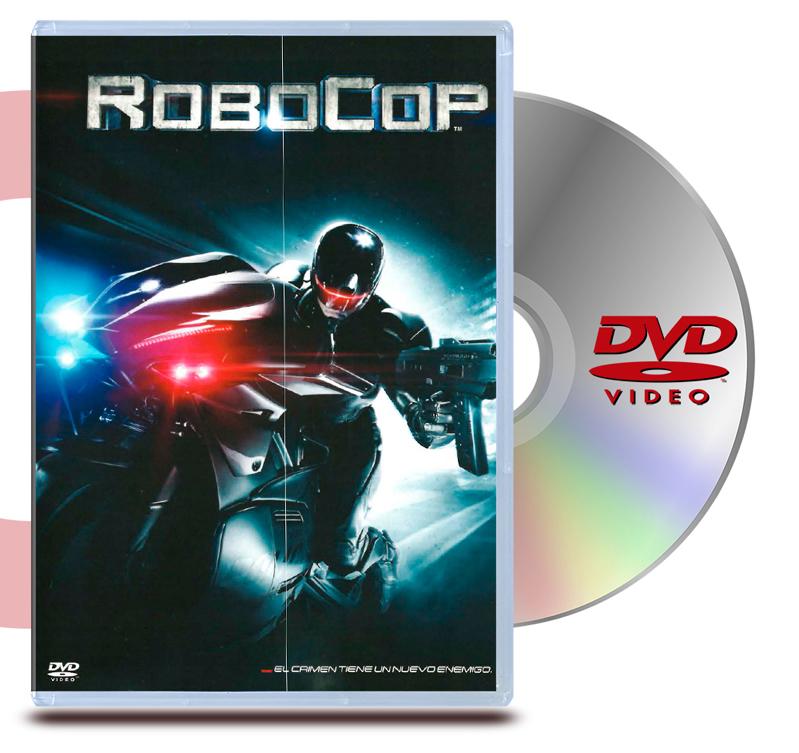 DVD Robocop