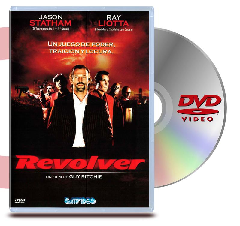 DVD Revolver