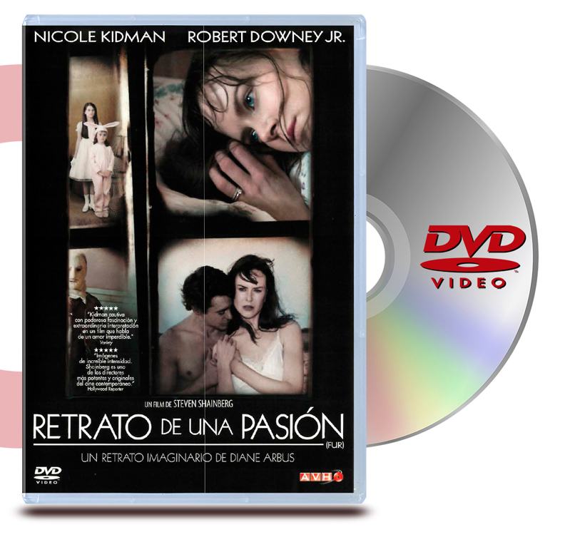 DVD Retrato de una Pasión